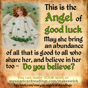 good luck, lucy angel, horseshoe, wishing well, lucky butterfly, lucky ...
