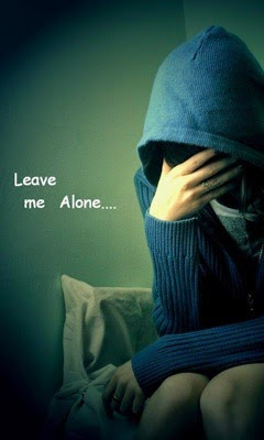 Leave me alone sad quotes quotesgram - Leave me alone wallpaper ...