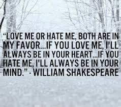 Shakespeare Quotes from Romeo and Juliet Love to be or not to be ...