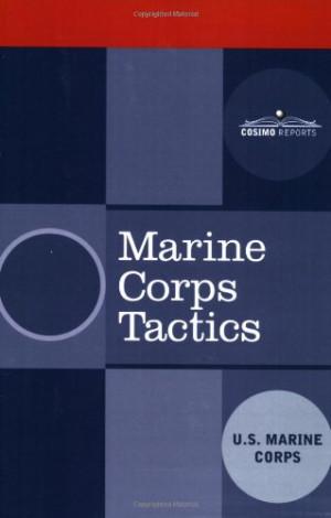marine corps tactics by u s marine corps buy now