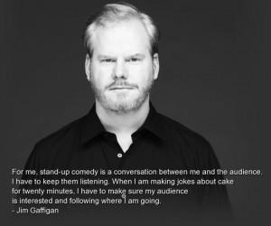Jim gaffigan, humorous, quotes, sayings, jokes, funny