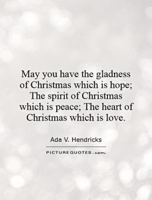 Love Quotes Christmas Quotes Hope Quotes Peace Quotes Spirit Quotes