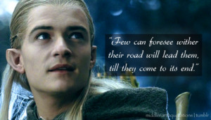 Legolas Quotes Lord of the rings quotes