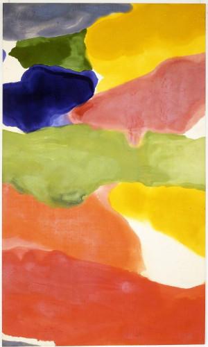 Helen Frankenthaler, Tutti Fruitti, 1966