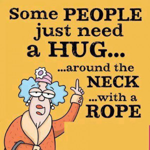 Some People Just Need A Hug Funny Pictures Funny Quotes Funny