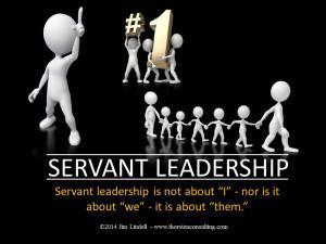servant leadership thorsten consulting group inc 2014 servant ...