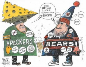 Re: Bears/Packers trash talk