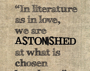 Funny quote literature and love typ ography print. Teachers librarians ...