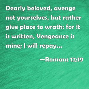 ... Vengeance Quotes, Thise Faith, Jehovah Protective, God Encouragement