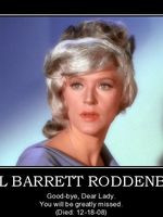 Majel Barrett-Roddenberry - The voice of the computer