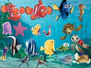 Finding Nemo Starfish Guest