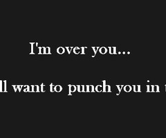 Go Back > Pix For > Im Over You Quotes Tumblr