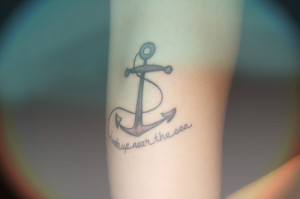 Anchor piece