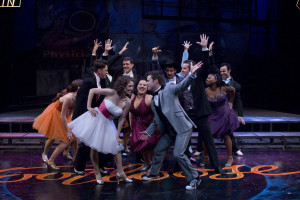 FOOTLOOSE' Is 'Flat' At Theatre at the Center