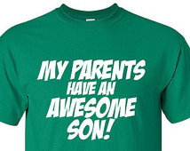 ... Son Graduation Present for Son Funny T-Shirt Graduation Gift for Son