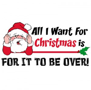 hate Christmas, don't like Christmas, quotes about hating Christmas