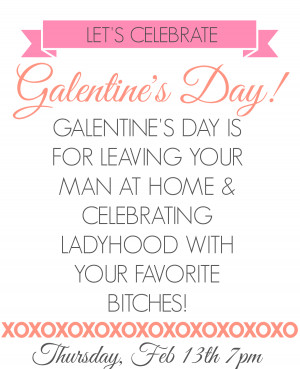 Make Galentine's Day Invitations!