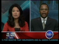 April 15, 2007 Michelle Malkin was filling in for Bill O'Reilly ...