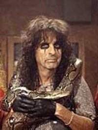 Si dices Alice Cooper, la imagen que surge es inevitable: cantante de ...