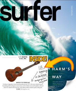 ... surfer magazine check out this recent issue of surfer magazine to see