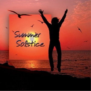 The summer solstice shouldn't come as a surprise. It arrives at pretty ...