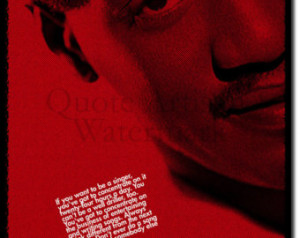 Otis Redding Original Art Print - 1 2x8 Inch Photo Poster Gift Quote ...