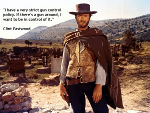 Clint eastwood, quotes, sayings, movie, famous