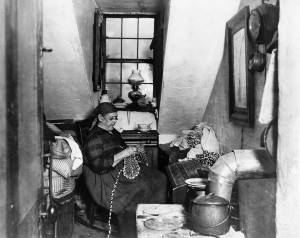 How the Other Half Lives Jacob Riis Tenements