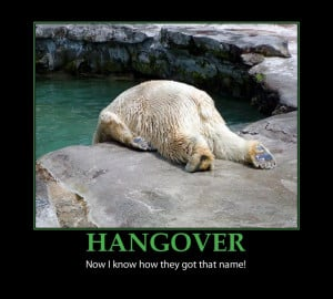 Funny Hangover quotes and sayings