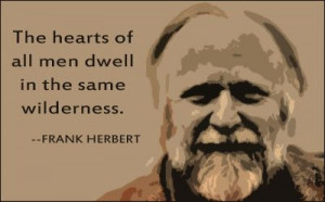 Frank herbert quote famous