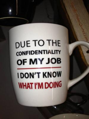 Funny, humorous, quotes, quote, job