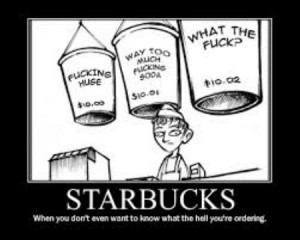 FUNNY STARBUCKS PICTURES
