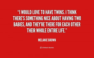 Melanie Brown