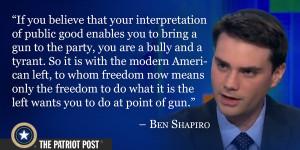 Quote: Ben Shapiro