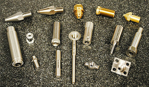CNC Swiss Screw Machining of Glue Machine Components for the Glue ...