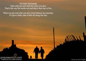 Wisdom of Life.