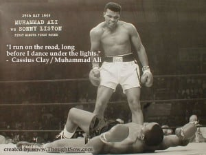 Muhammad Ali Famous Top Best Saying Quote Wallpaper Images For MLM ...