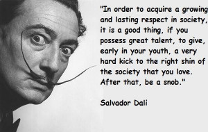 Salvador dali quotes 2