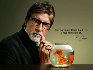 Amitabh Bachchan Quotes HD Wallpapers