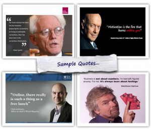 Using Quotes in Slides