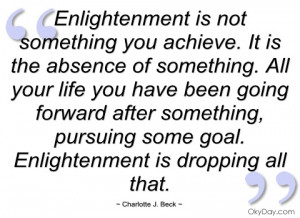 Enlightenment (spiritual) translates several Buddhist terms and ...