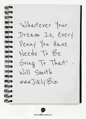 Famous Ffa Quotes Will smith quote: