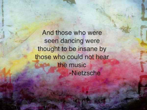 Dancing Quotes (20)
