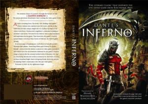 Dante's Inferno - the novel