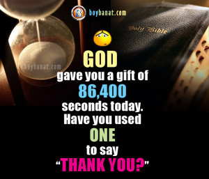 Thank You Quotes and Thank You Sayings