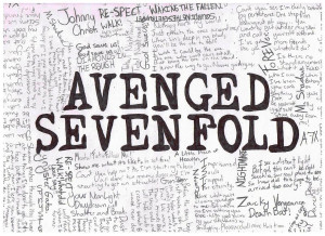avenged sevenfold song quotes