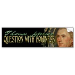 Thomas Jefferson Signature Thomas jefferson quote: