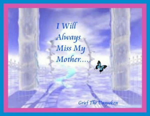 will always miss my Mother ♥