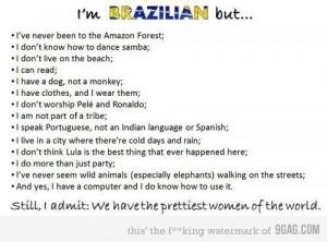 understand this #I'm brazilian #Brazil
