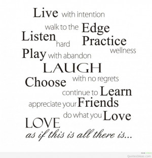 Quote About Friendship Wonderful Quotes Love And